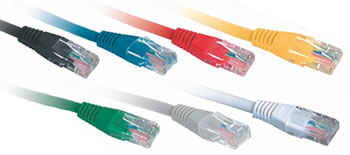 Cat6 High Performance STP Cat6 Patch Cable 24Awg Made in USA UL CSA CMG FT4 and 100/% Copper Patch Cable BULE Color 50u Gold Plating 45 Ft STP Cat.6 550MHz
